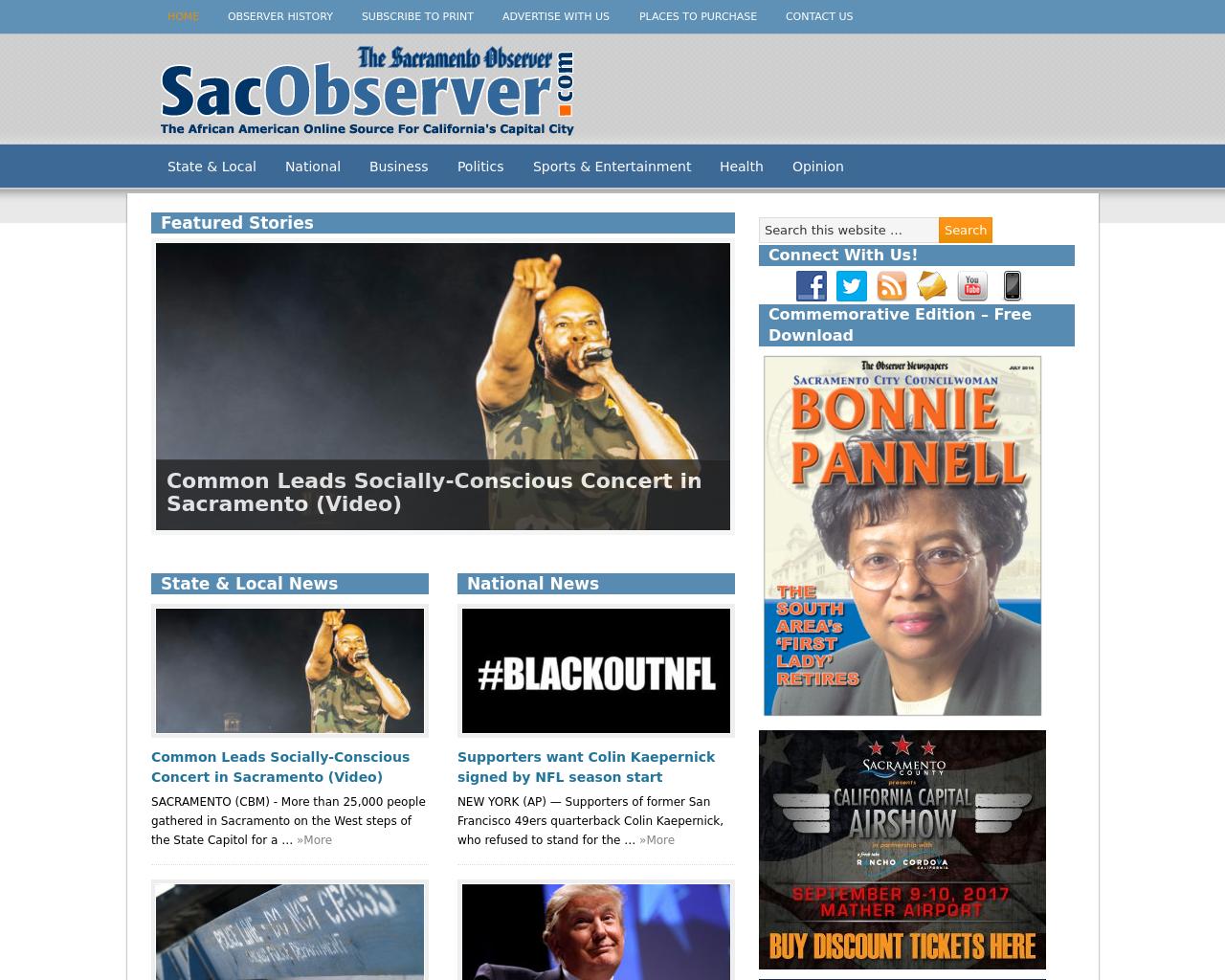 Sacramento-Observer-Advertising-Reviews-Pricing
