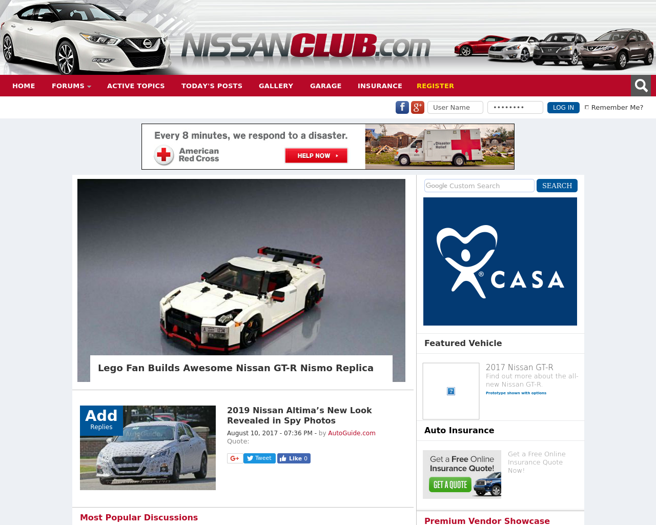 NissanClub.Com-Advertising-Reviews-Pricing