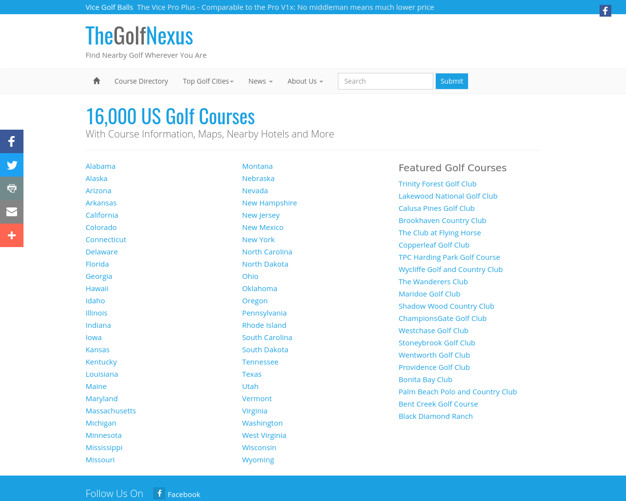 TheGolfNexus.com-Advertising-Reviews-Pricing