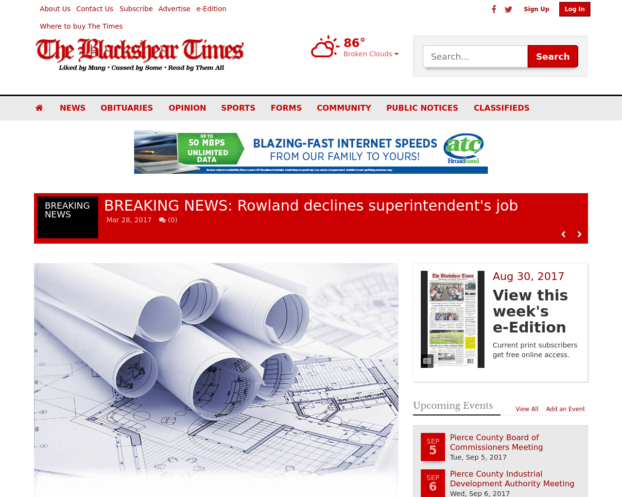 The-Blackshear-Times-Online-Edition-Advertising-Reviews-Pricing