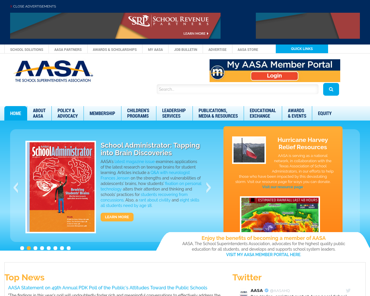 AASA-|-The-School's-Superintendents-Association-Advertising-Reviews-Pricing