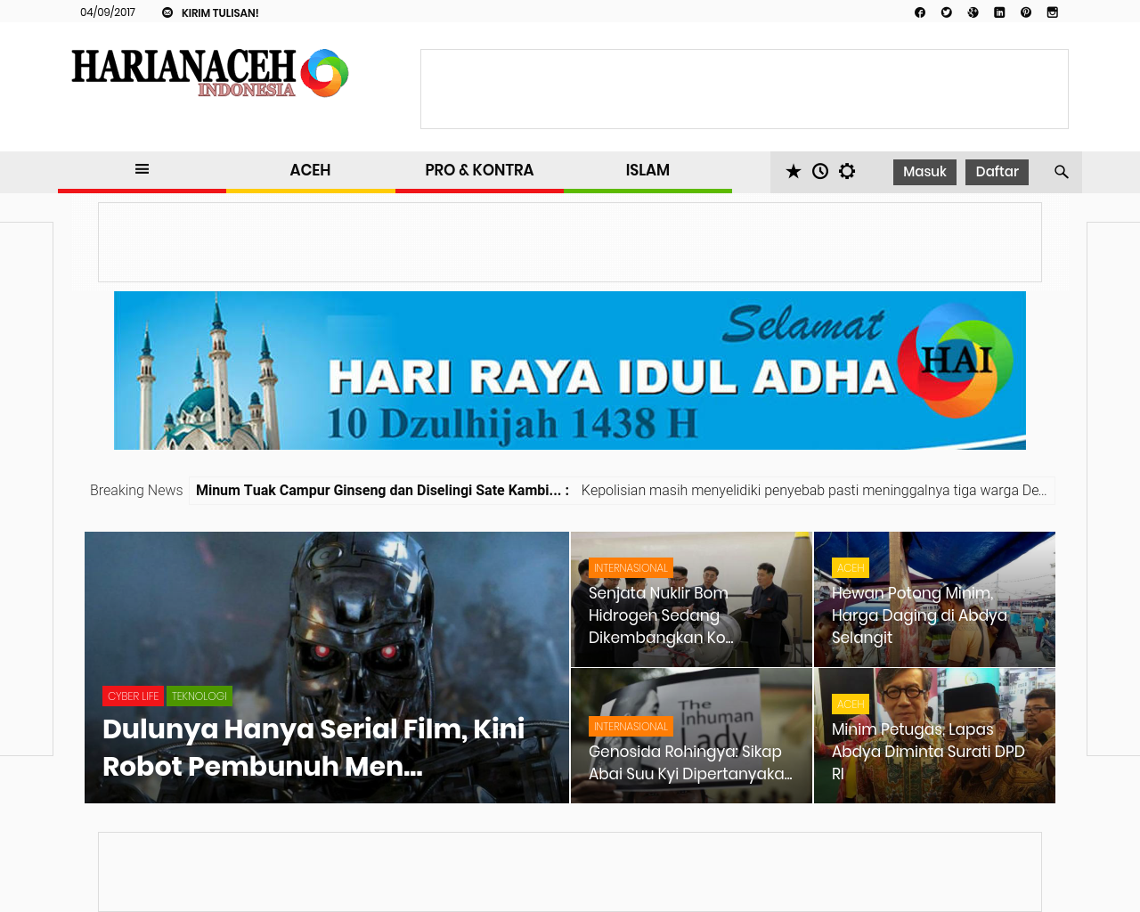 Harian-Aceh-Advertising-Reviews-Pricing