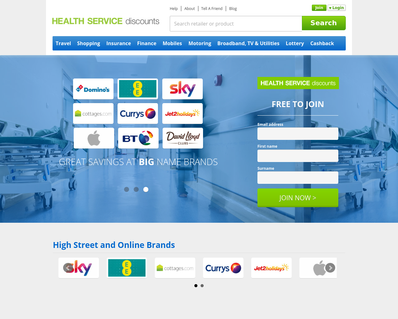 Health-Service-Discounts-Advertising-Reviews-Pricing