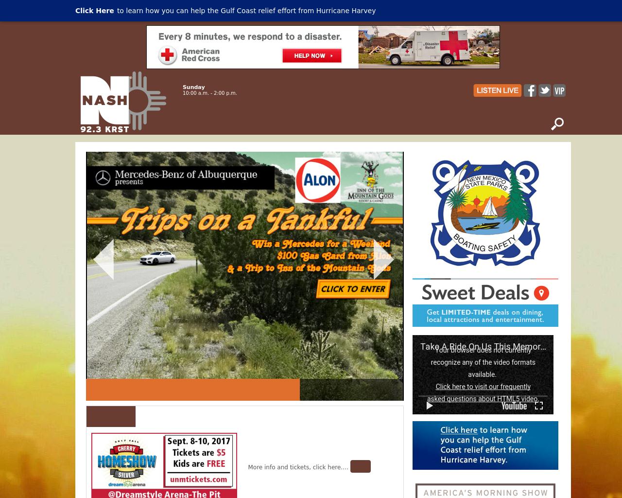 Nash-FM-92.3-KRST-Advertising-Reviews-Pricing