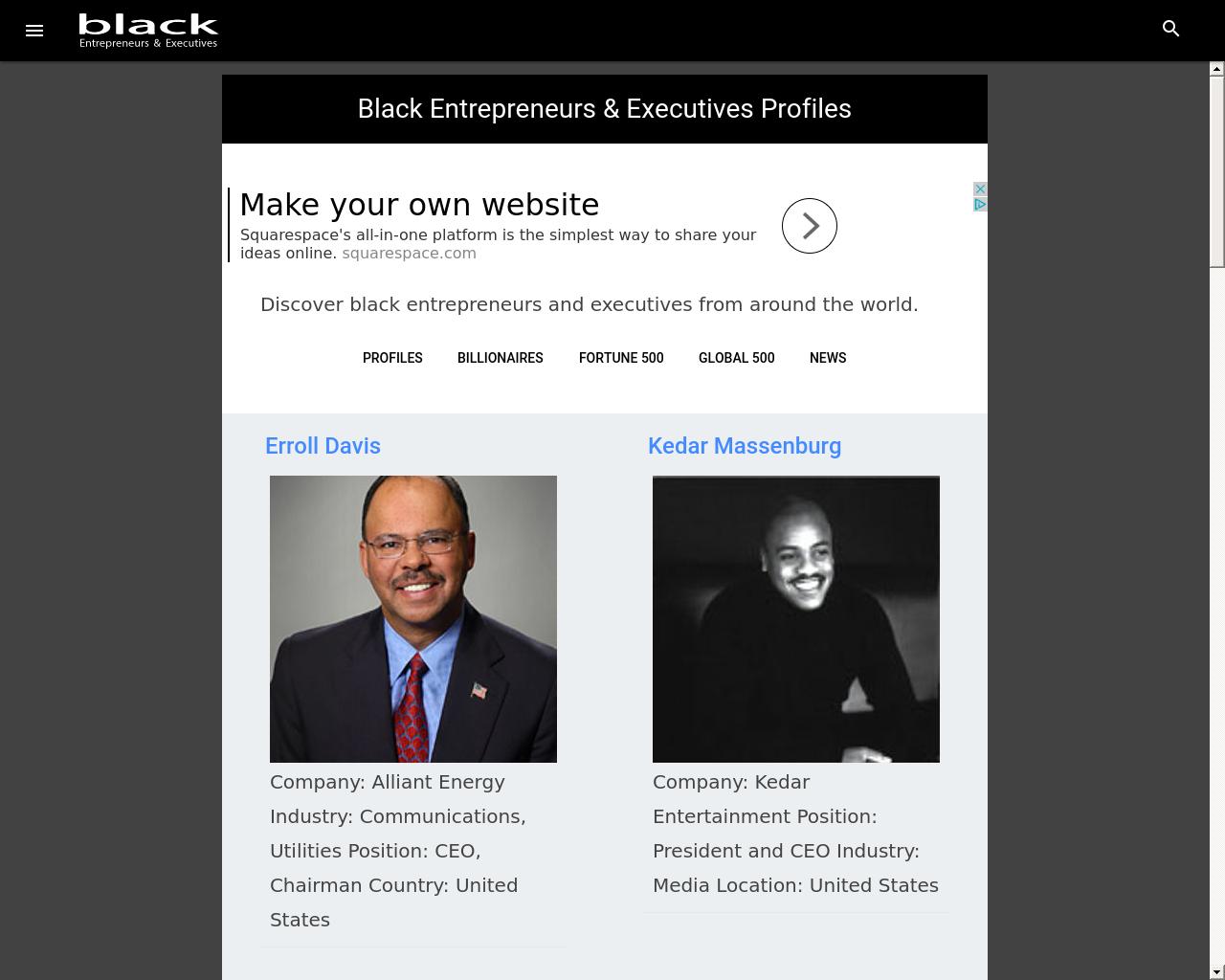 Black-Entrepreneur-Profile-Advertising-Reviews-Pricing