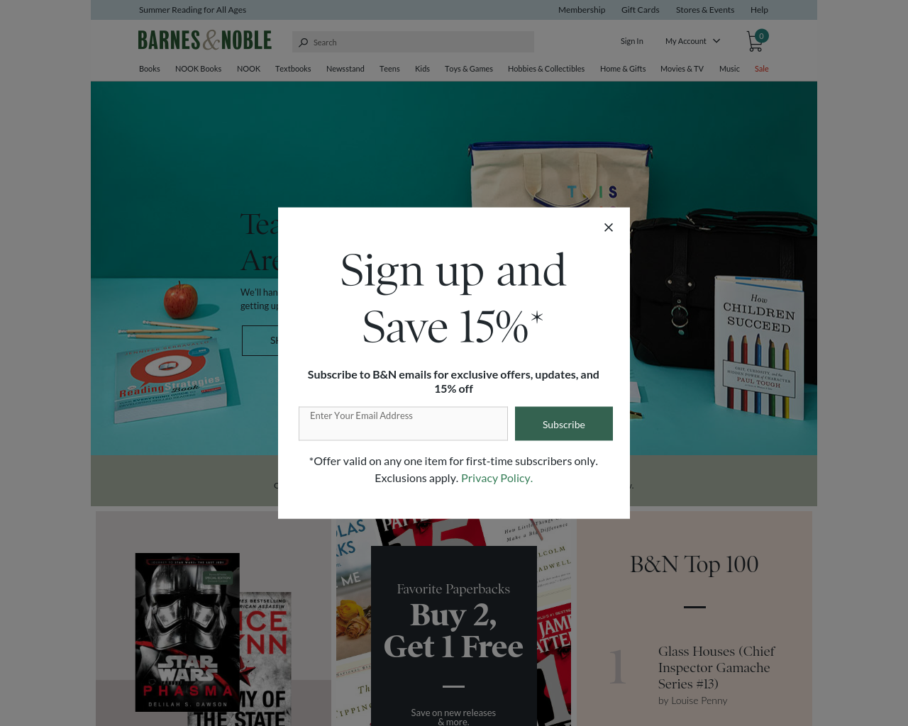 Barnes-&-Noble-Advertising-Reviews-Pricing