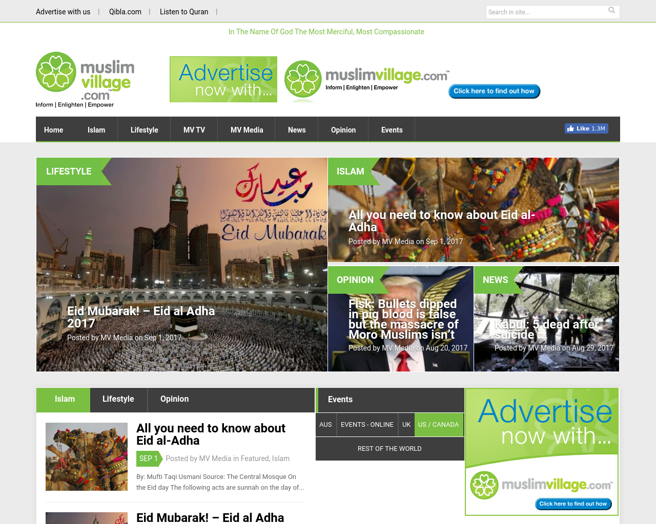 MuslimVillage.com-Advertising-Reviews-Pricing