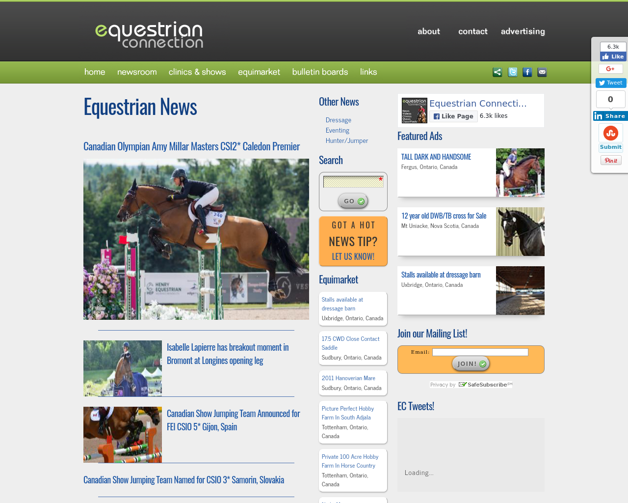 Equestrian-Connection-Advertising-Reviews-Pricing