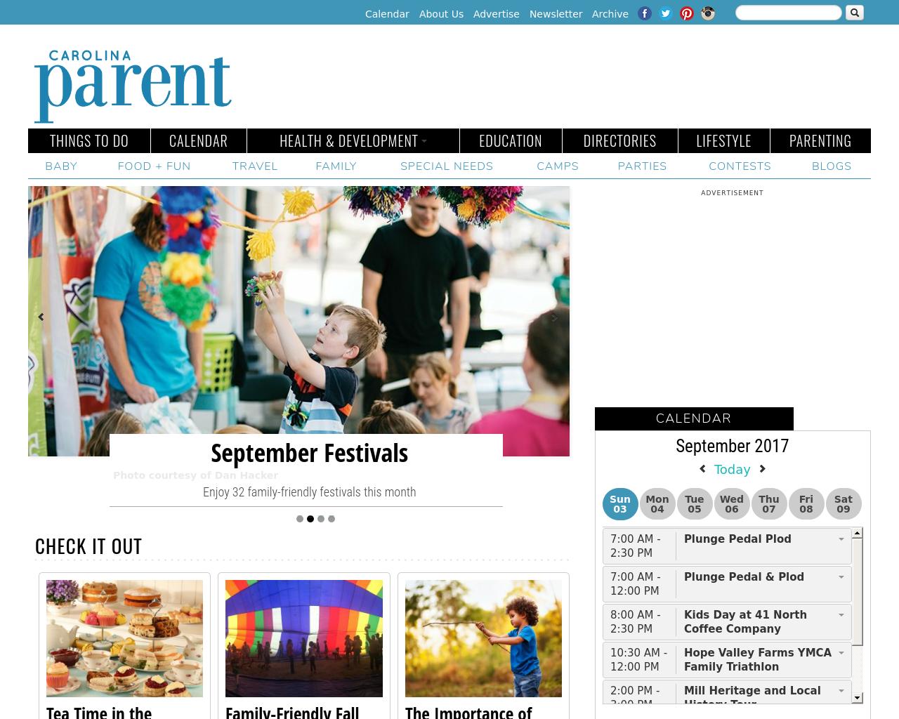 Carolinaparent.com-Advertising-Reviews-Pricing