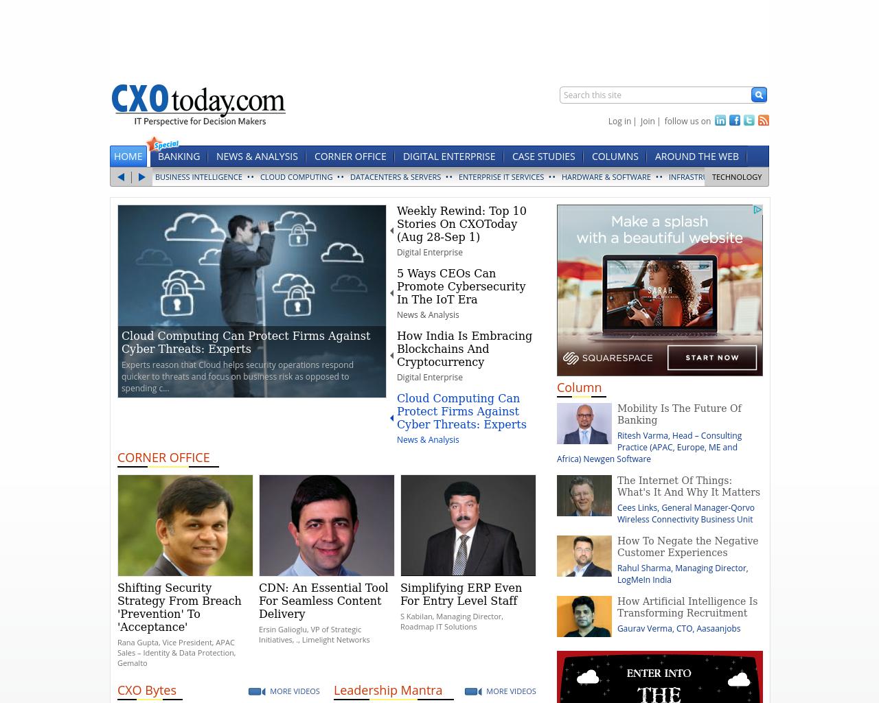 CXOtoday.com-Advertising-Reviews-Pricing