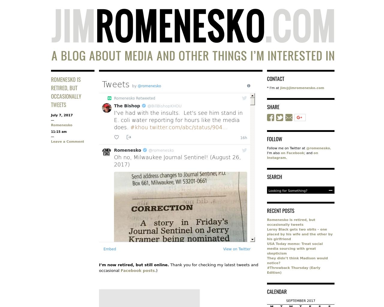 Jim-Romenesko-Advertising-Reviews-Pricing