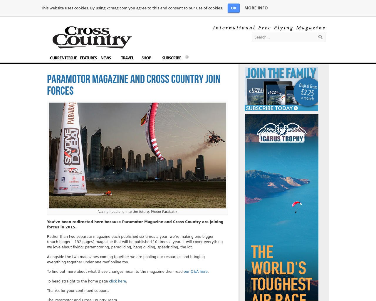 Paramotor-Magazine-Advertising-Reviews-Pricing