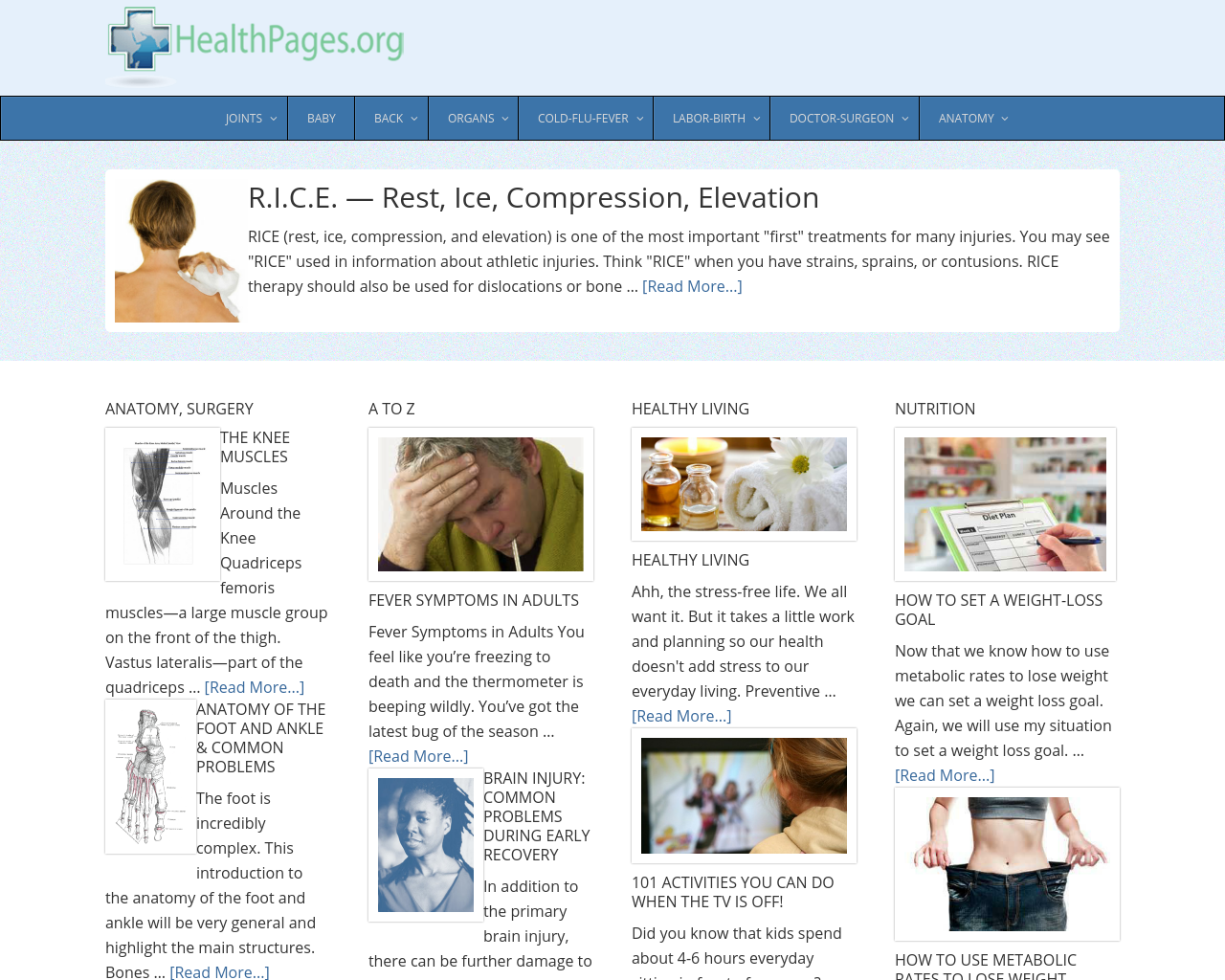 healthpages.org-Advertising-Reviews-Pricing