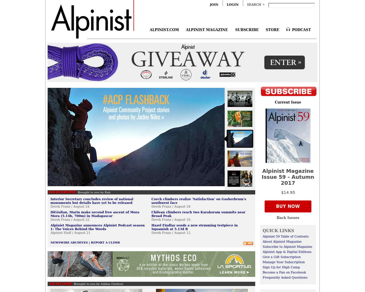The-Alpinist-Advertising-Reviews-Pricing