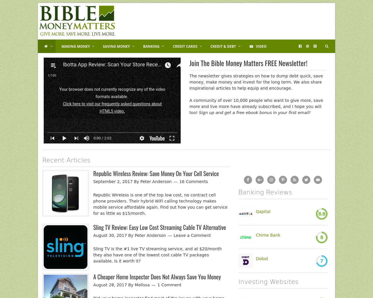 Bible-Money-Matters-Advertising-Reviews-Pricing