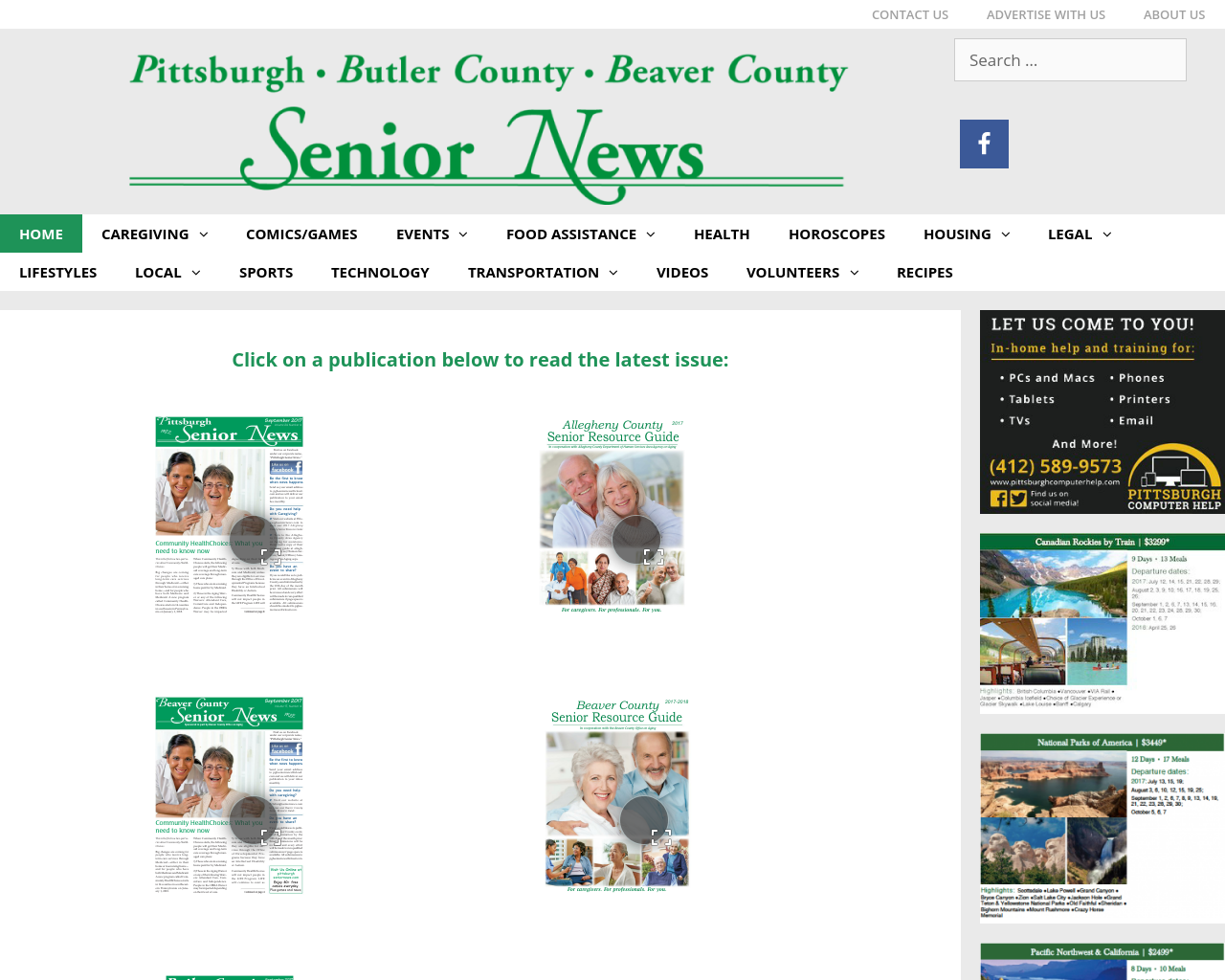 Pittsburgh-Senior-News-Advertising-Reviews-Pricing