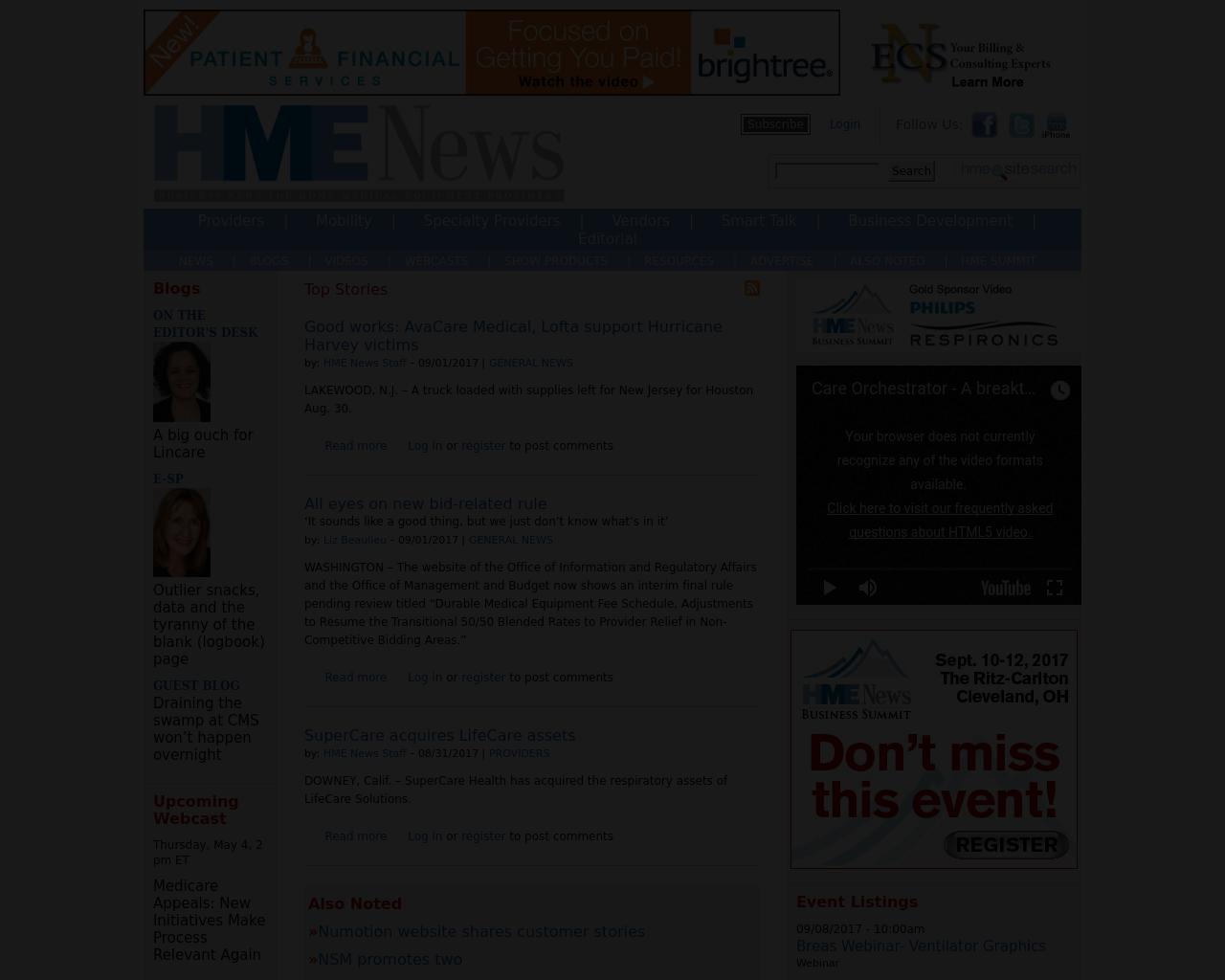 HME-News-Advertising-Reviews-Pricing