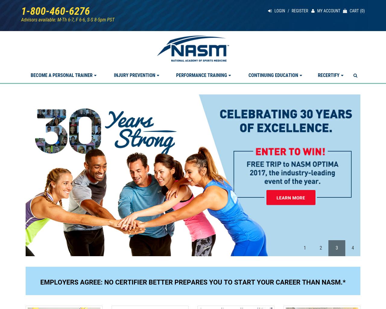 NASM-Advertising-Reviews-Pricing