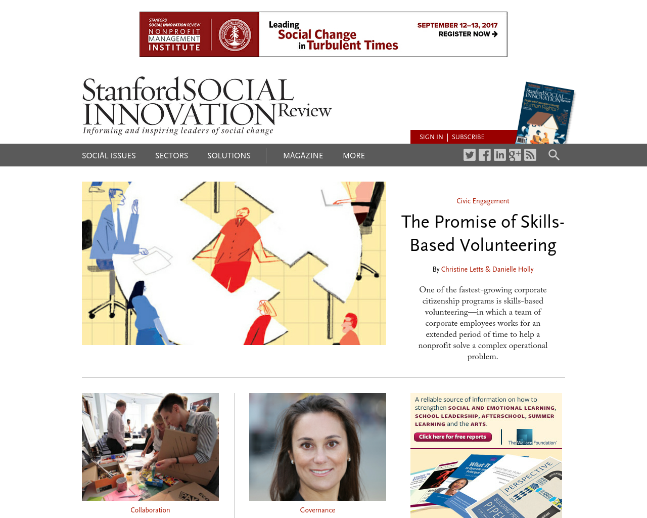 Stanford-Social-Innovation-Review-Advertising-Reviews-Pricing