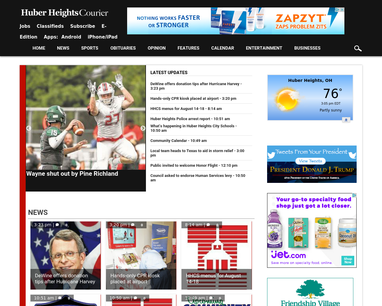 Hhcourier.com-Advertising-Reviews-Pricing