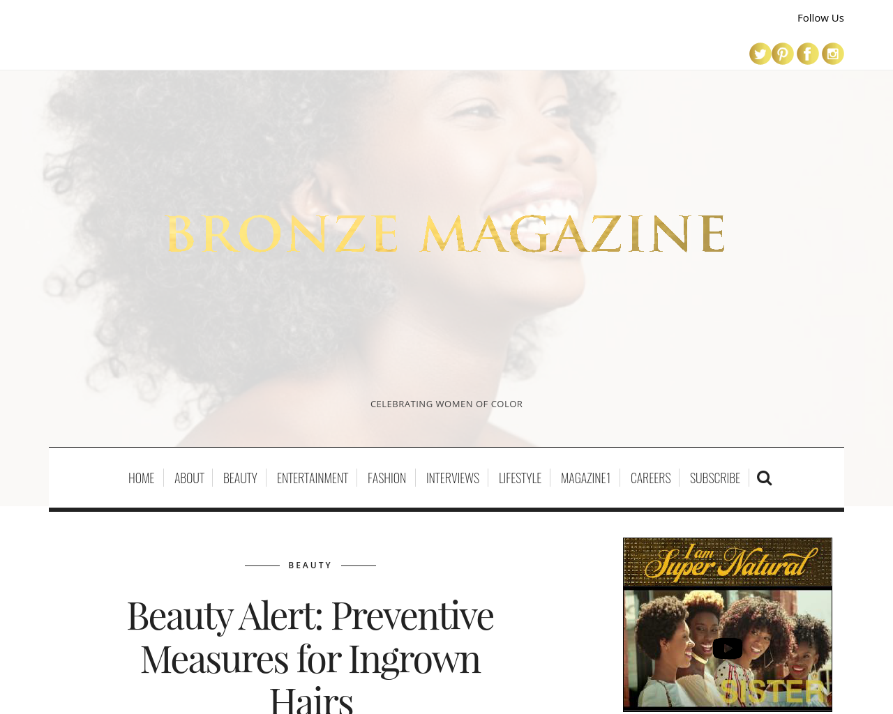 BRONZE-MAGAZINE-Advertising-Reviews-Pricing