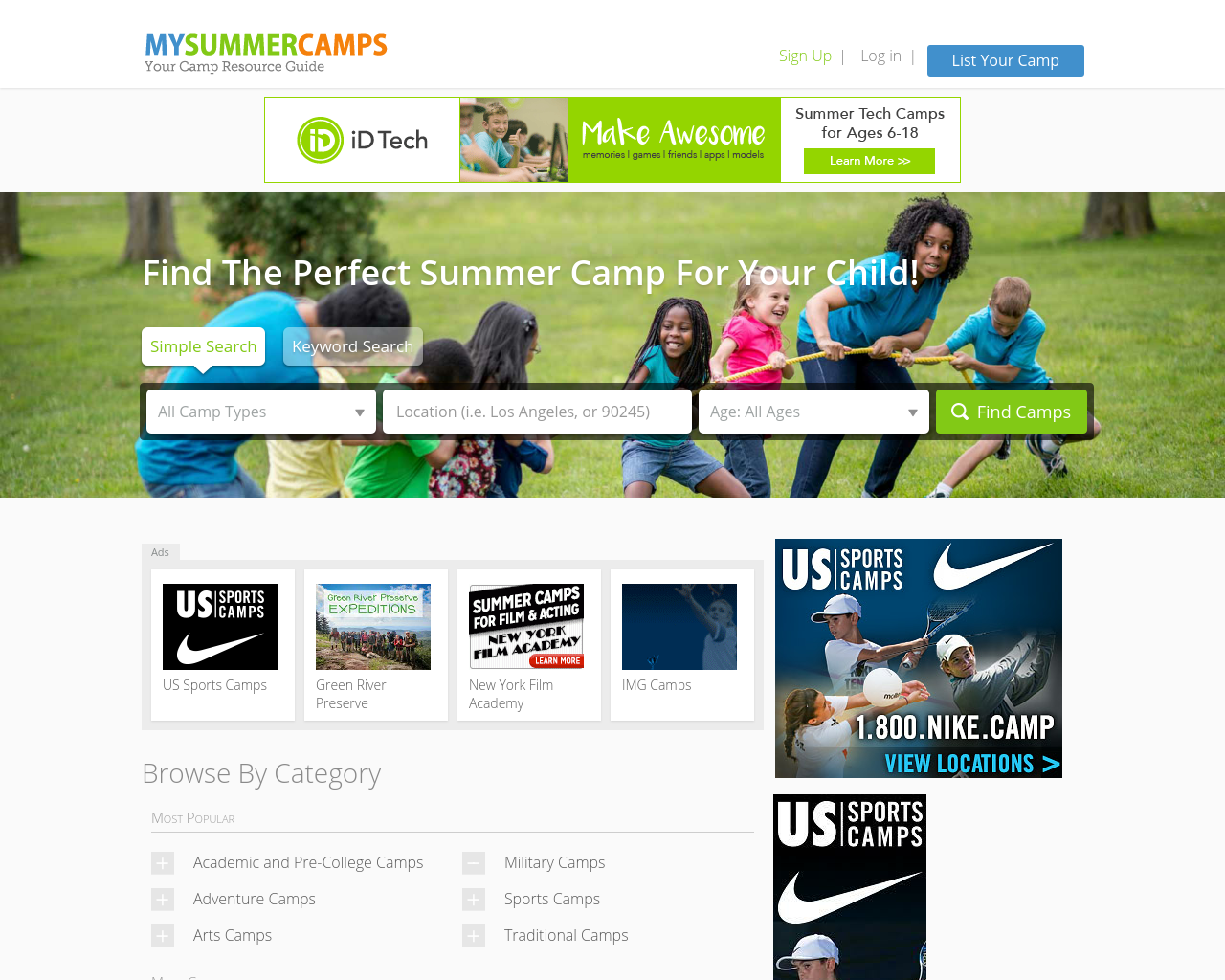 MYSUMMERCAMPS-Advertising-Reviews-Pricing
