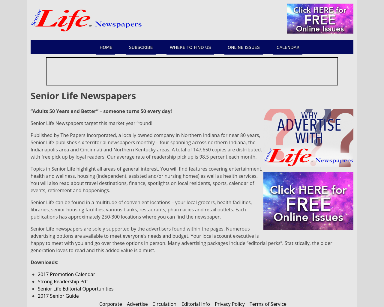 Senior-Life-Newspapers-Advertising-Reviews-Pricing