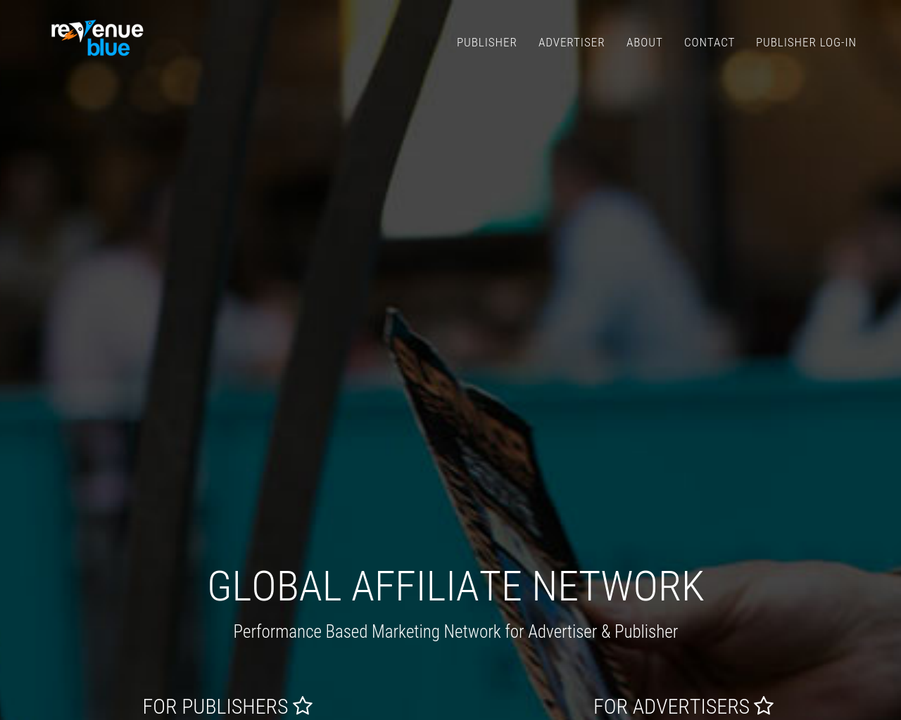 RevenueBlue-Network-Advertising-Reviews-Pricing