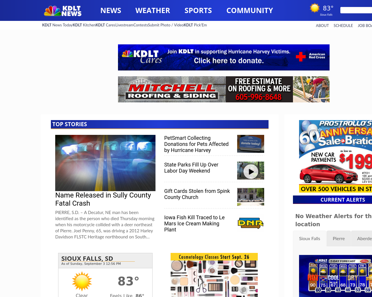 KDLT.com-Advertising-Reviews-Pricing