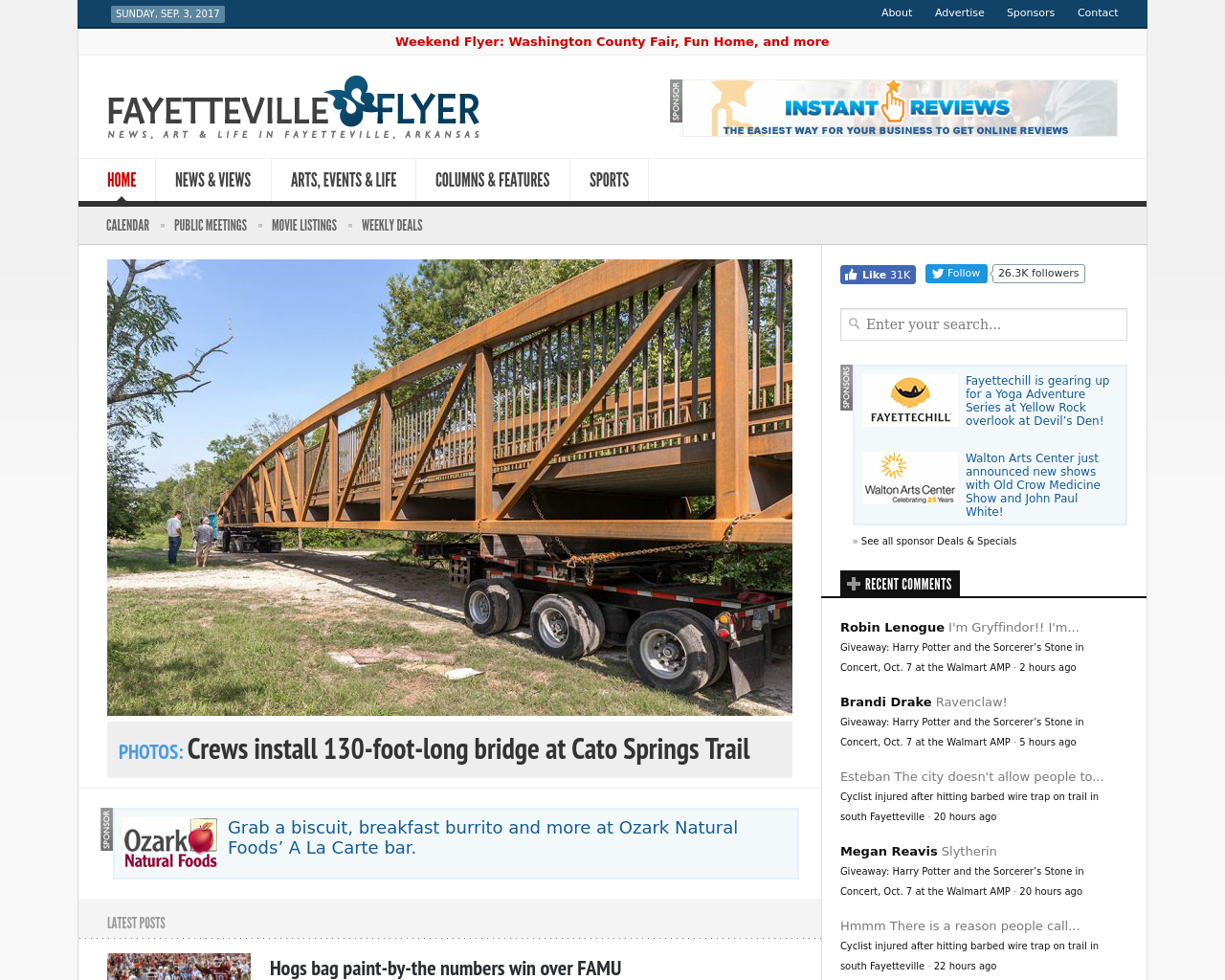 FAYETTEVILLE-FLYER-Advertising-Reviews-Pricing