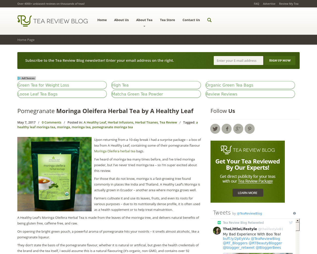 The-Tea-Review-Advertising-Reviews-Pricing