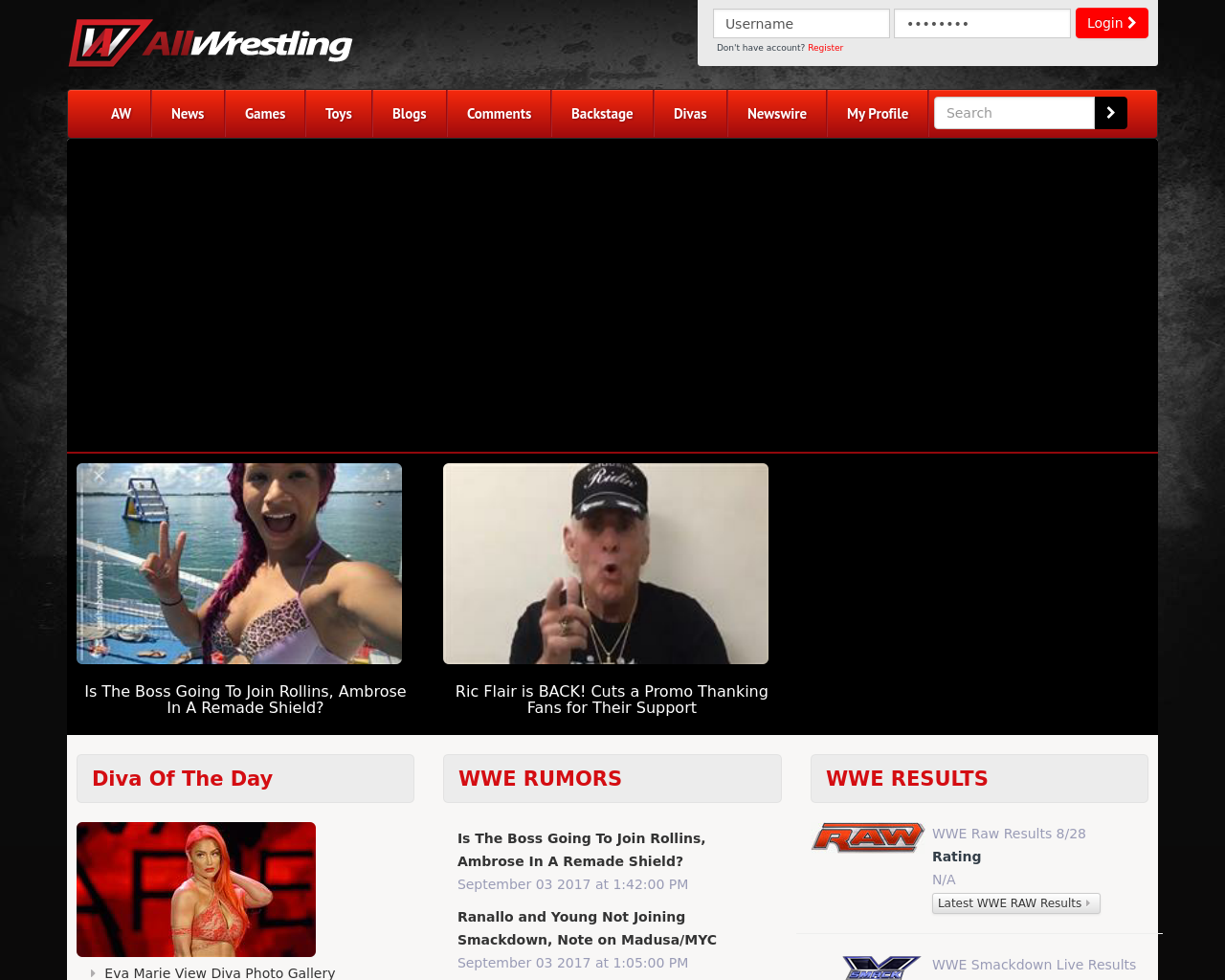 AllWrestling-Advertising-Reviews-Pricing