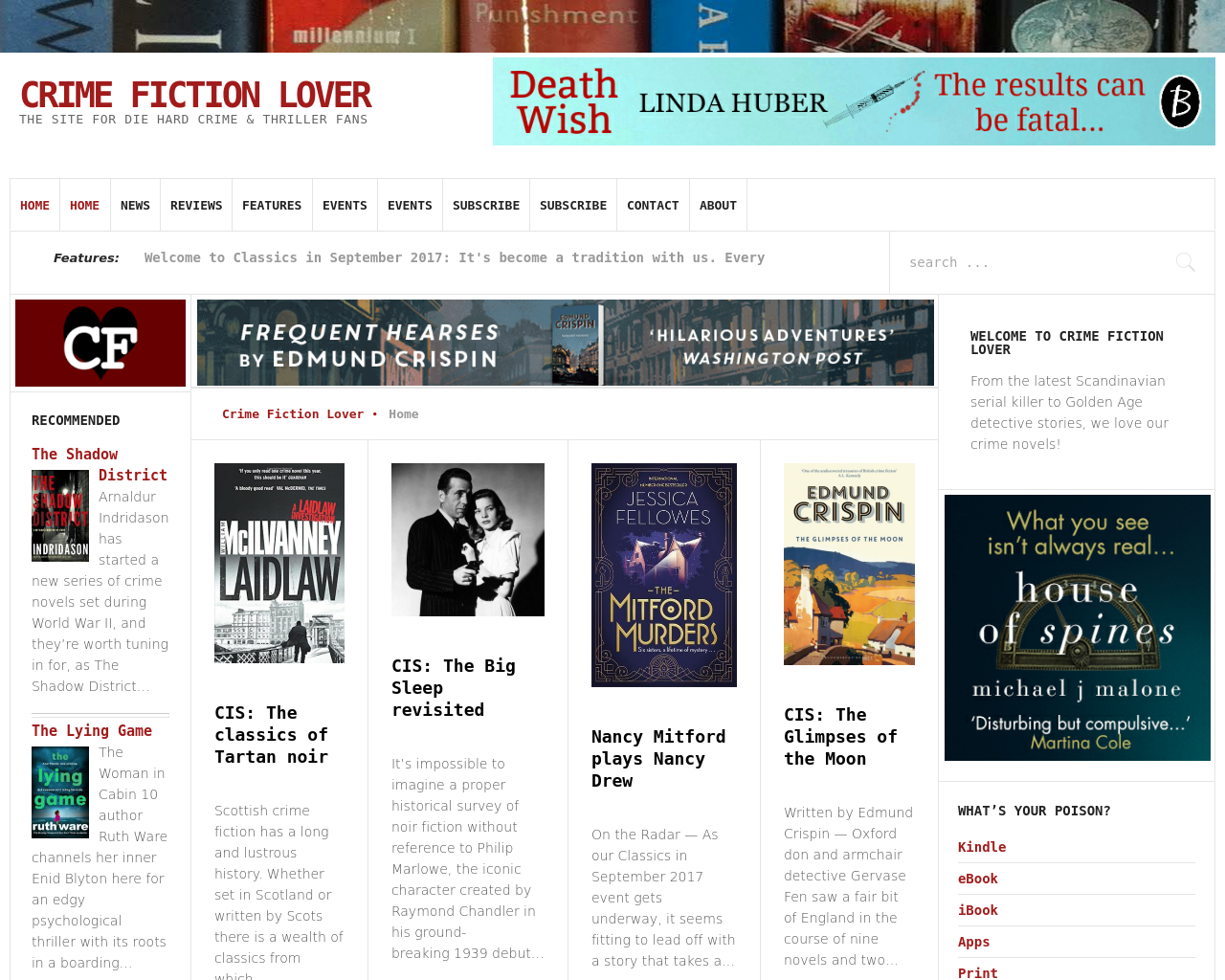 Crime-Fiction-Lover-Advertising-Reviews-Pricing