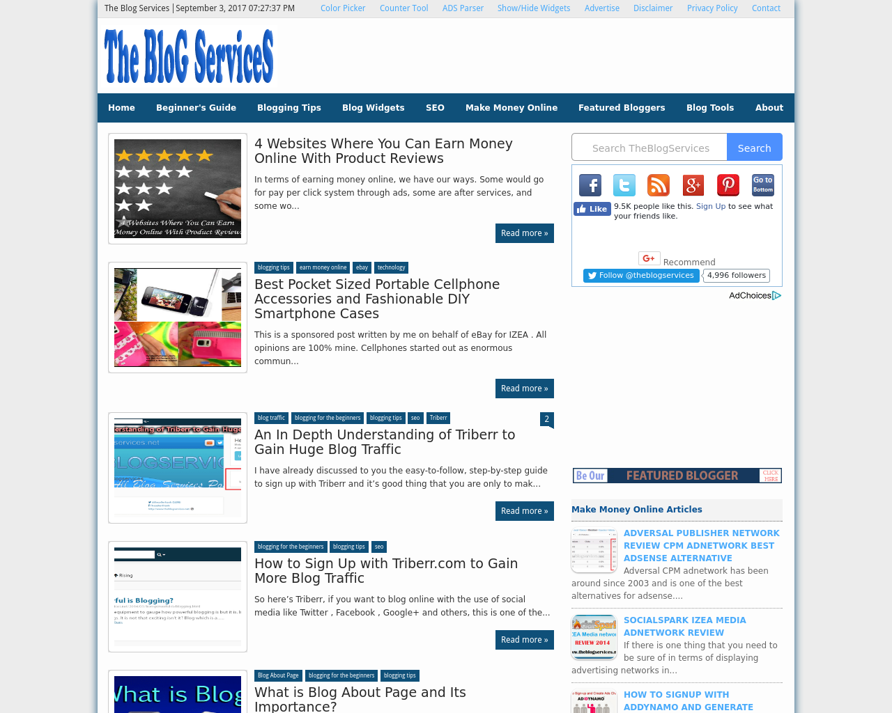 The-Blog-Services-Advertising-Reviews-Pricing