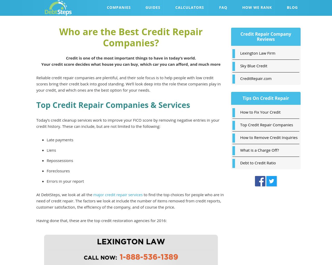 Debt-Step-Advertising-Reviews-Pricing