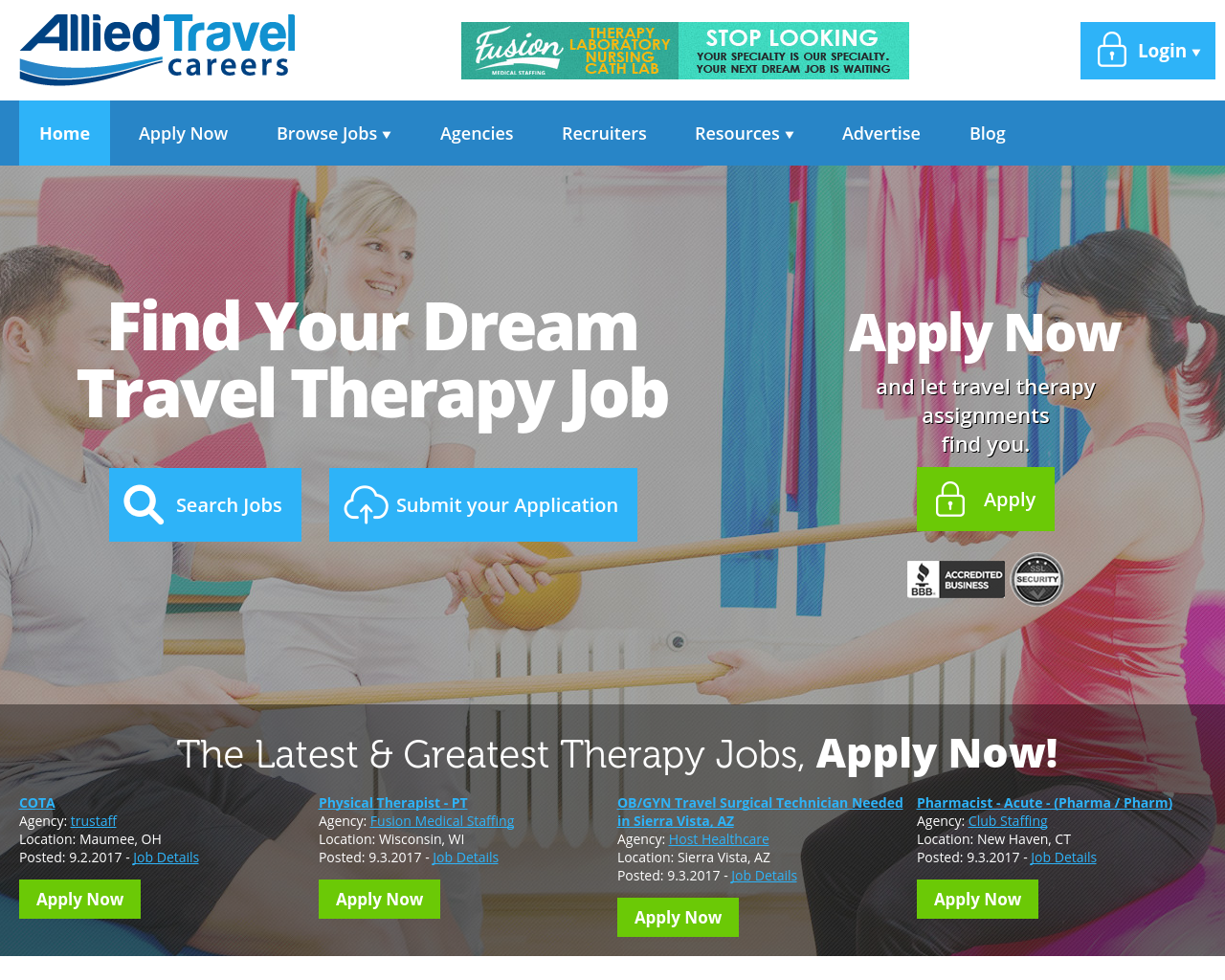Alliedtravelcareers.com-Advertising-Reviews-Pricing