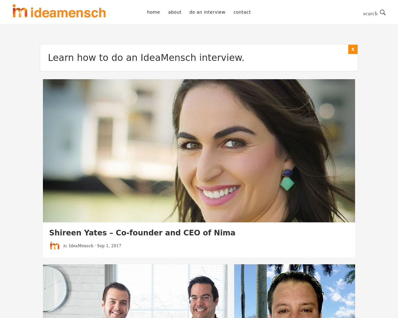 IdeaMensch-Advertising-Reviews-Pricing