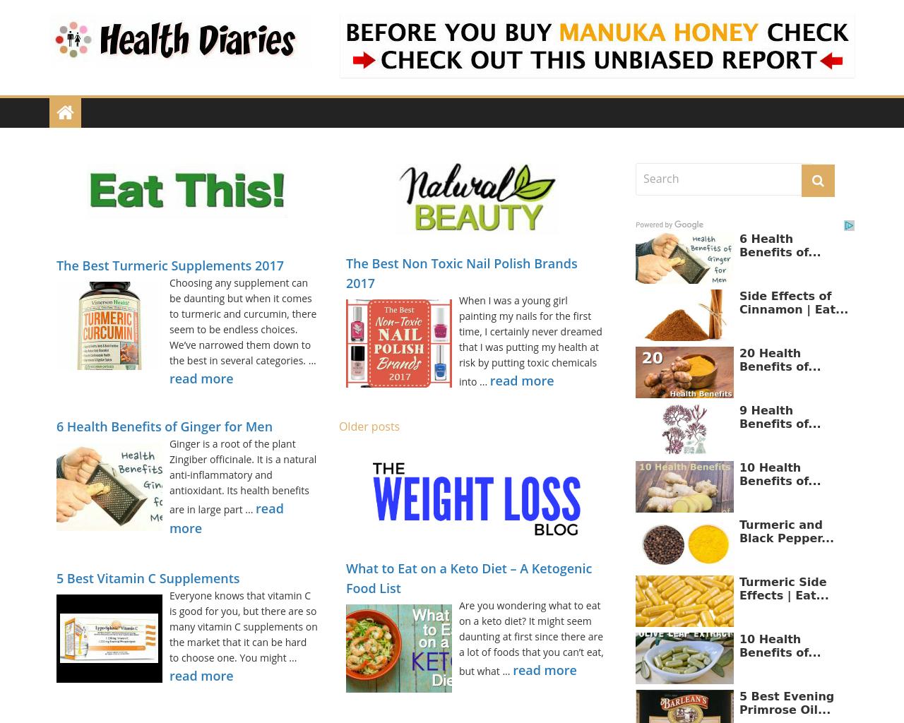 health-diaries-Advertising-Reviews-Pricing
