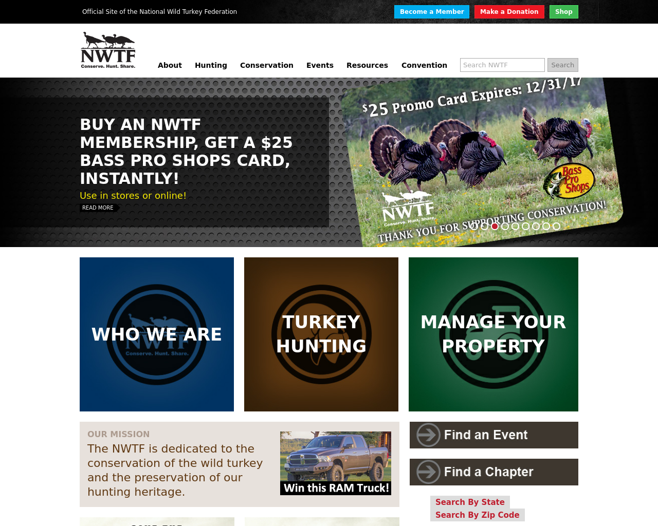 National-Wild-Turkey-Federation-Advertising-Reviews-Pricing