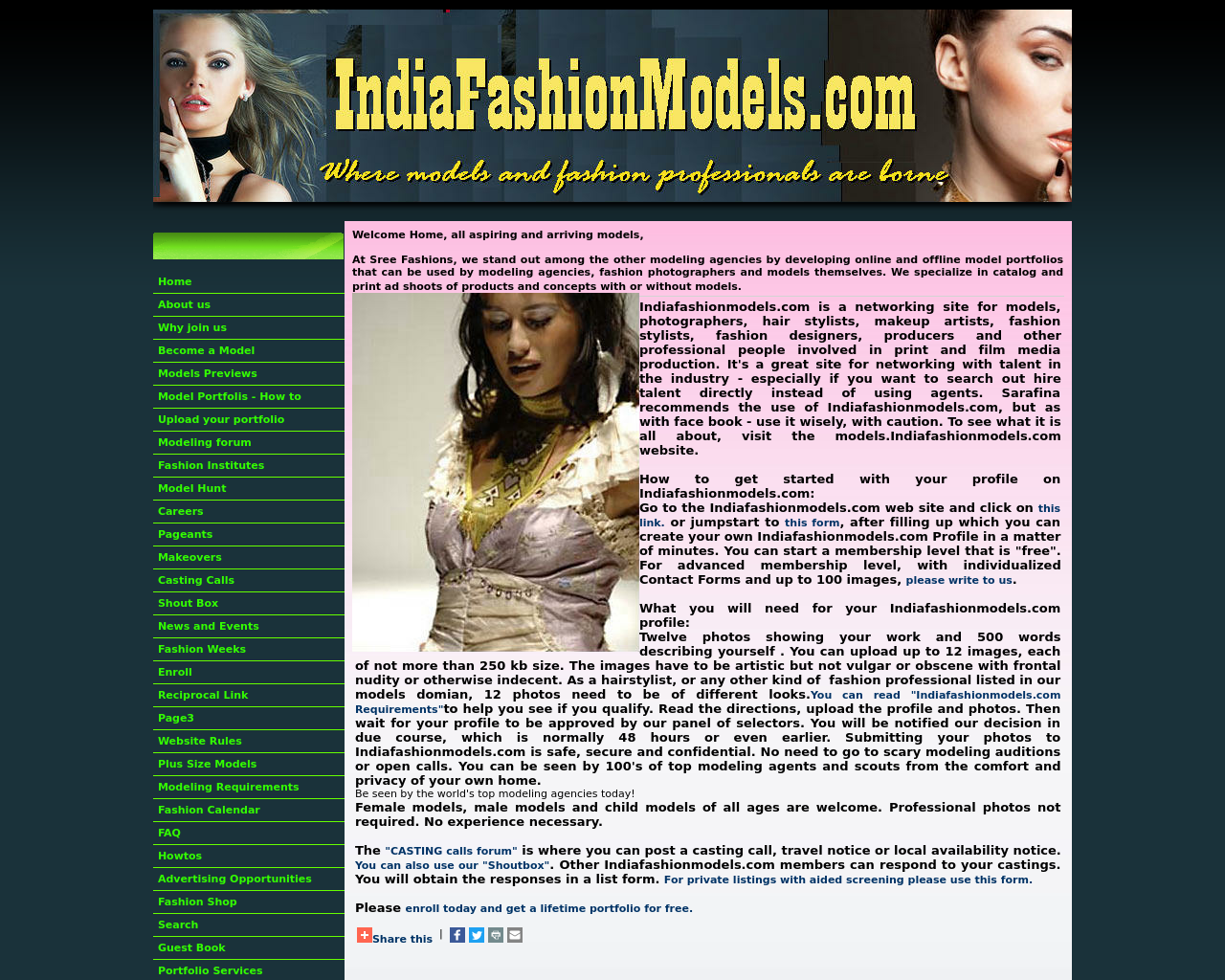 Indiafashionmodels.com-Advertising-Reviews-Pricing