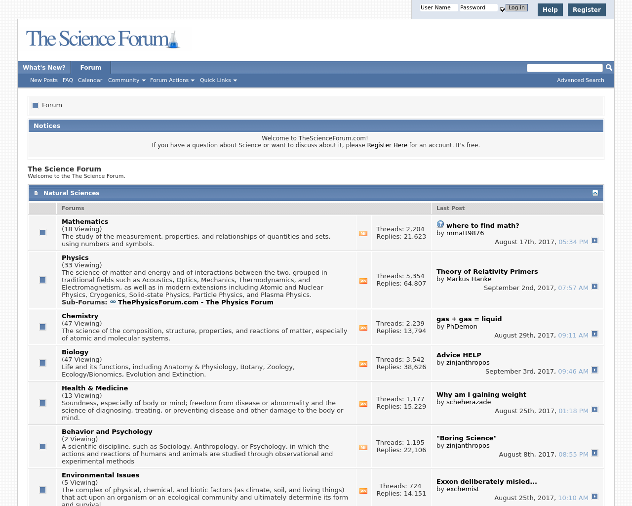 The-Science-Forum-Advertising-Reviews-Pricing