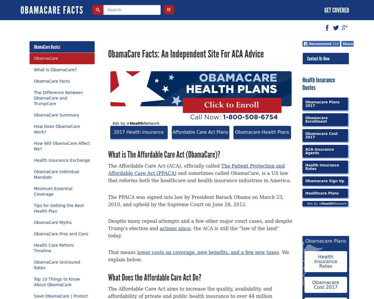 ObamaCare-Facts-Advertising-Reviews-Pricing