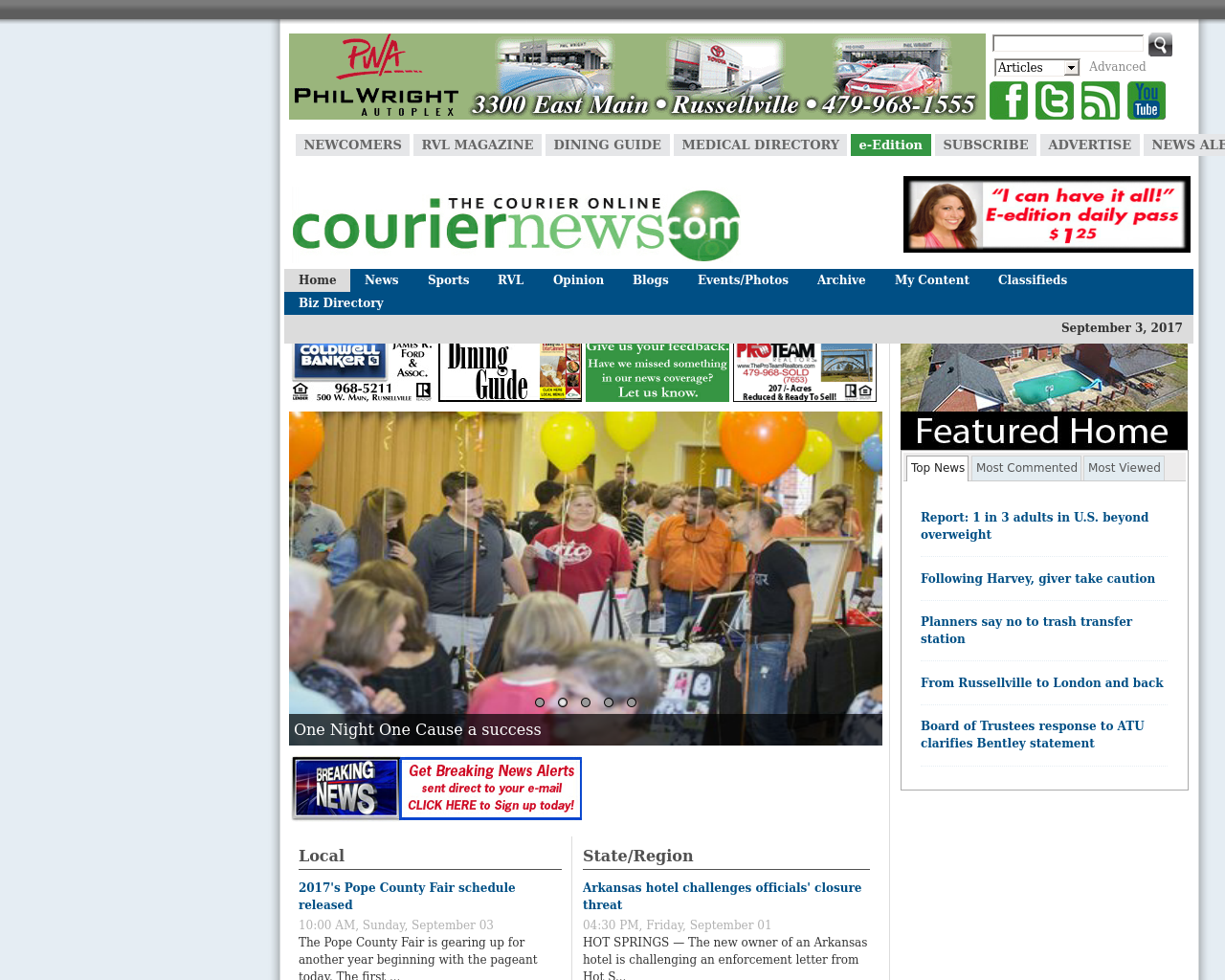 The-Courier-Advertising-Reviews-Pricing