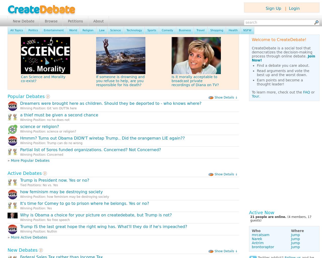 Createdebate.com-Advertising-Reviews-Pricing