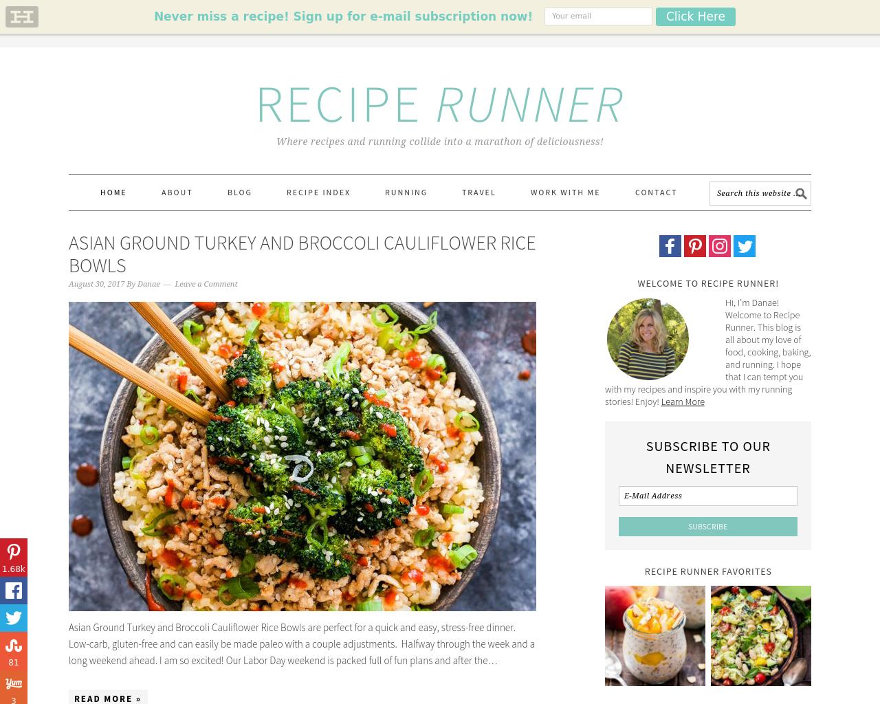 Recipe-Runner-Advertising-Reviews-Pricing
