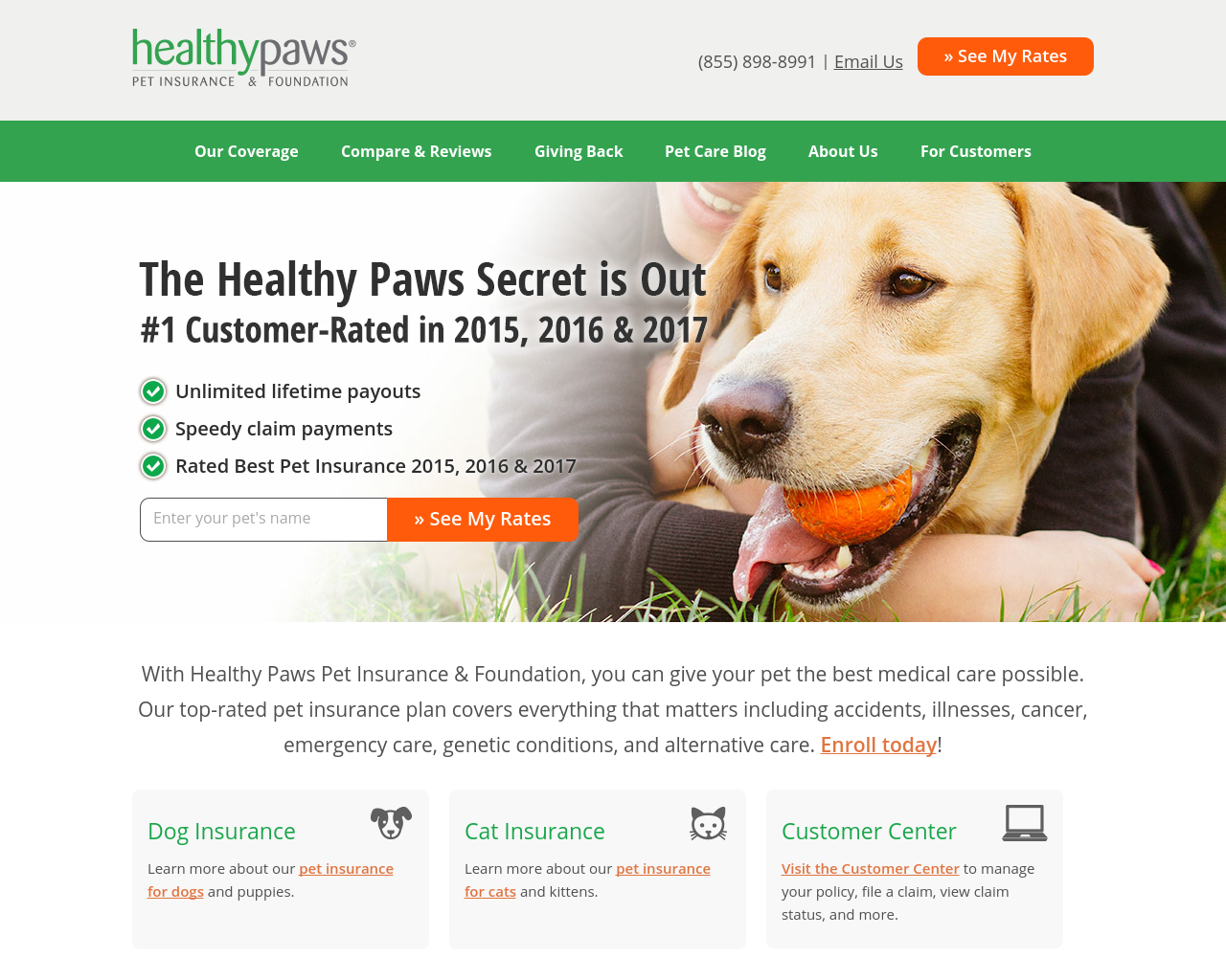 Healthy-Paws-Pet-Insurance-&-Foundation-Advertising-Reviews-Pricing