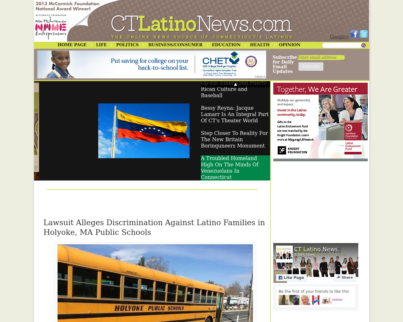 CTLatinoNews.com-Advertising-Reviews-Pricing