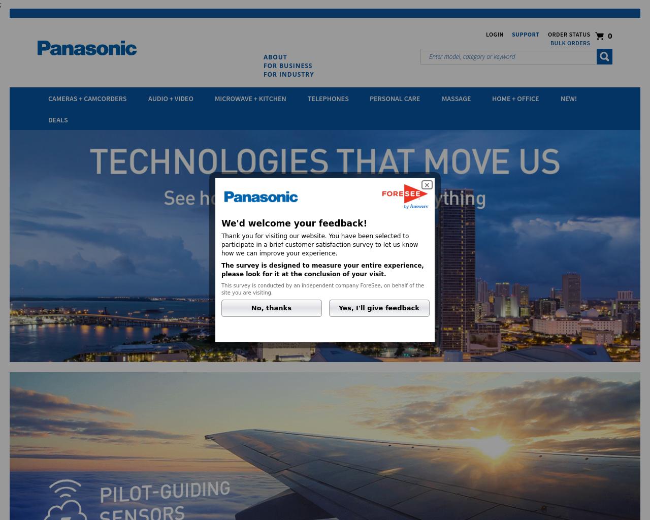 Panasonic-Advertising-Reviews-Pricing