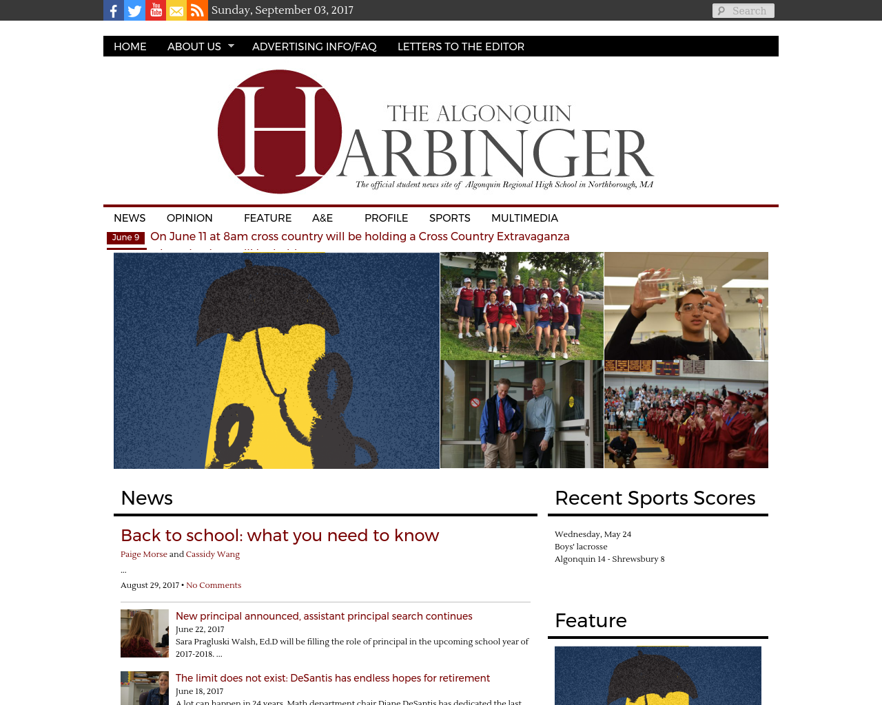 THE-ALGONQUIN-HARBINGER-Advertising-Reviews-Pricing