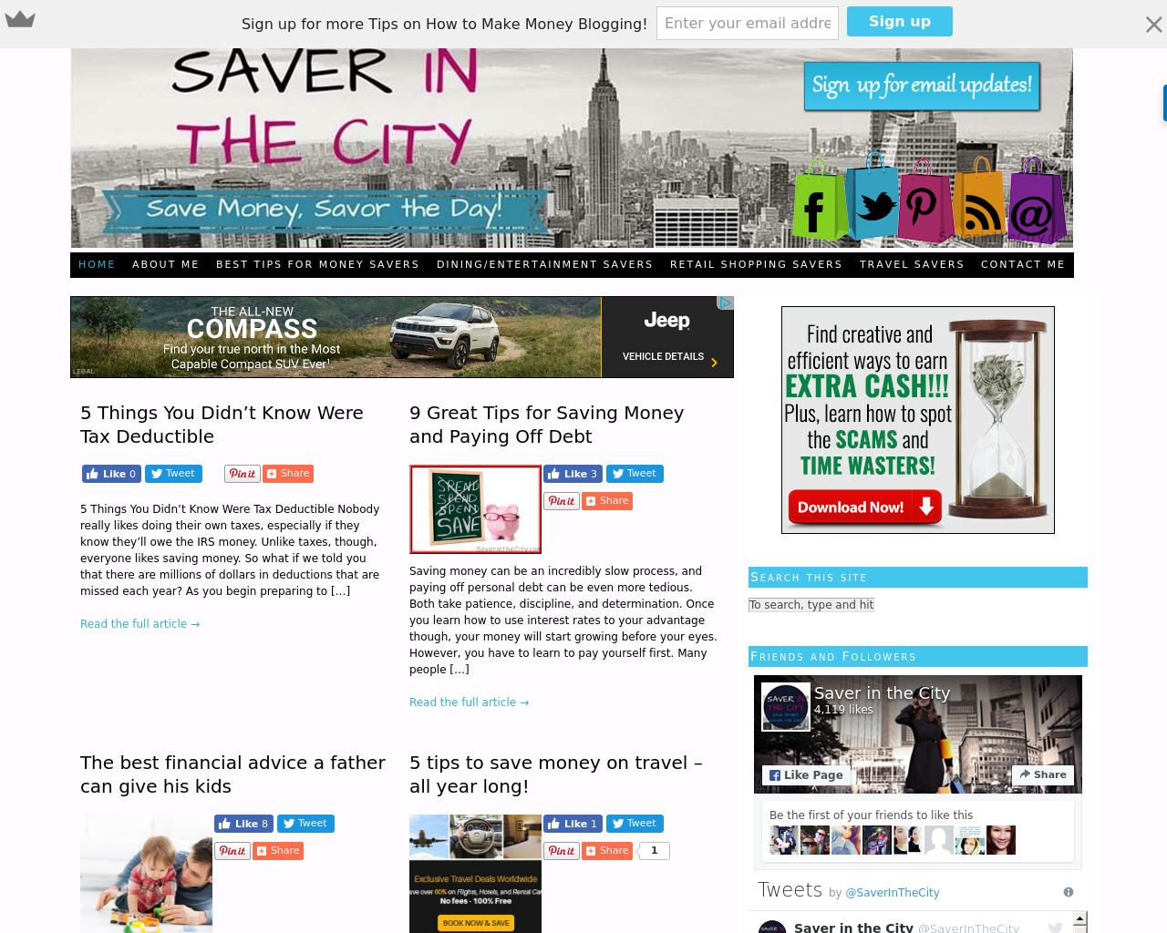 Saver-In-The-City-Advertising-Reviews-Pricing